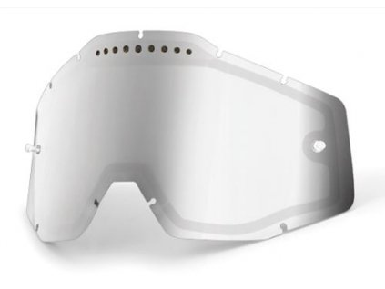 Silver mirror dual lens