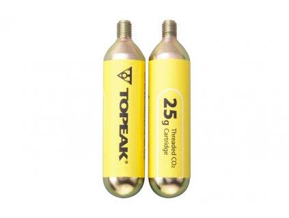 Bombicky CO2 25g 2ks set x