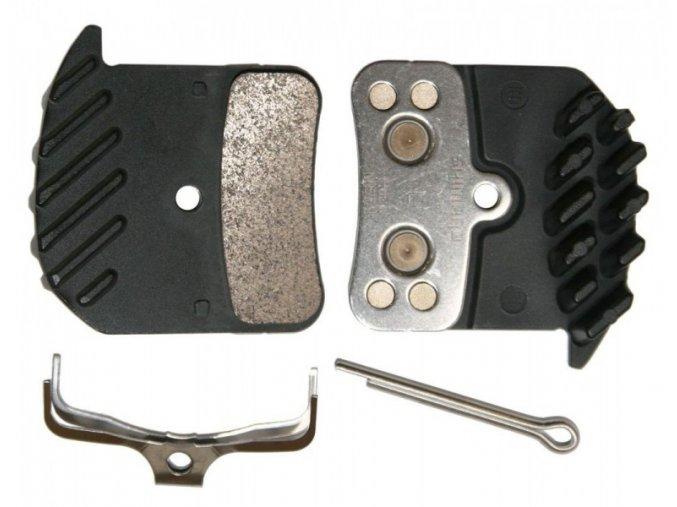 Platničky SAINT ZEE H03C Metal Ice T
