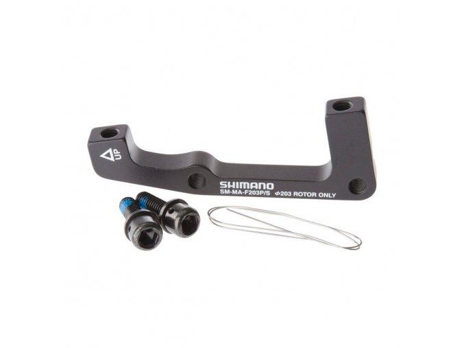 Adapter Shimano predný IS PM 203mm x