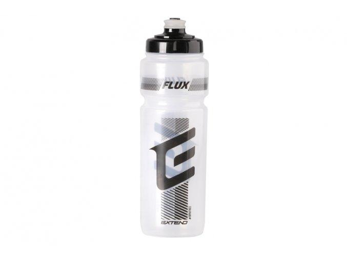 FLUX 700ml transparent white black 01