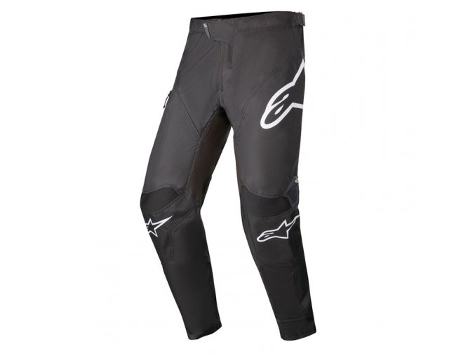 AS Racer Pants Black White 01
