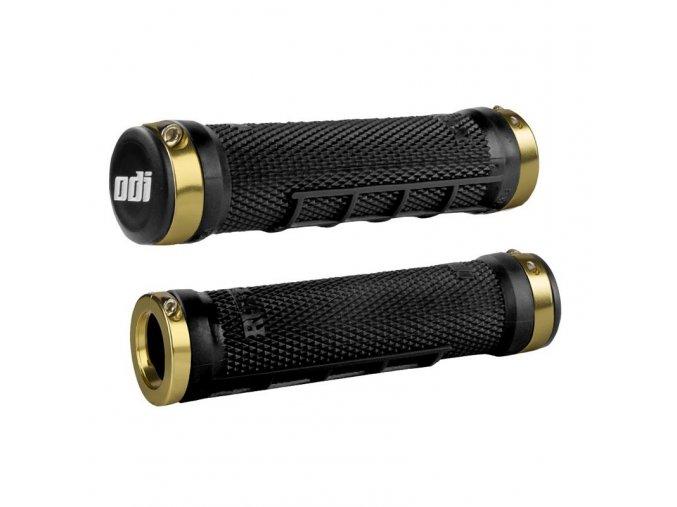 ODI Riffian MX čierna zlatá 01