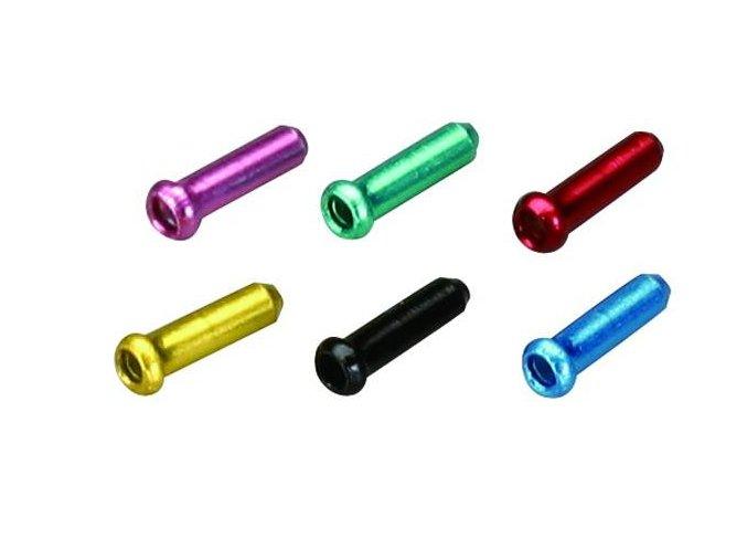 XON Koncovky lanka farebné