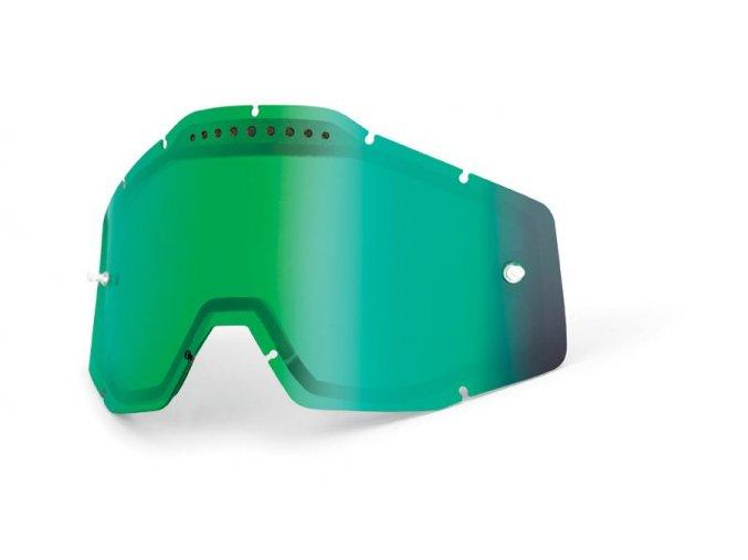 Green mirror dual lens