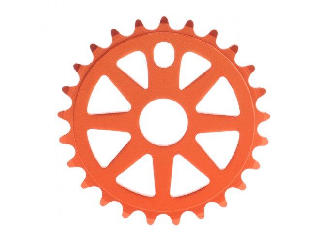BMX Attack orange