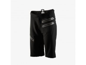 Womens AIRMATIC Shorts Forever Black 01