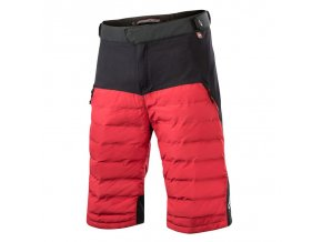 AS Denali Shorts Rio Red Black 01
