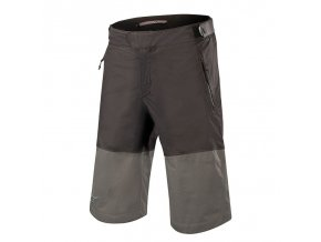 AS Tahoe WP Shorts Black Dark Shadow 01