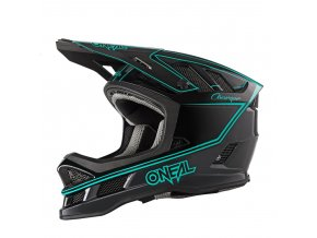 Blade CHARGER Black Teal 01