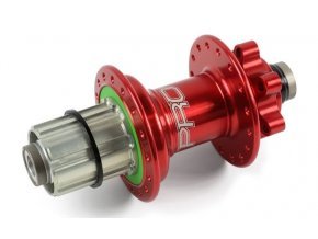 rear hub pro 4 150x12 44t red