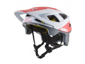 VECTOR TECH Polar Red White 01