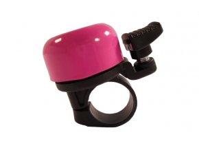 Zvonček BABY reflex ružový