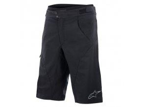 Pathfinder Shorts Black 01