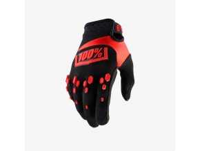 AIRMATIC Black Red