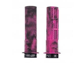 DeathGrip Marble pink