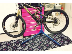 Indoor Bike Mat 04