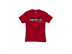 bristol tee shirt red