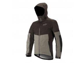 TAHOE WP Jacket Black Dark Shadow 01