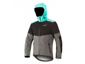 TAHOE WP Jacket Black Dark Shadow Ceramic 01