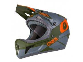 SONUS Deft gray oliv orange 01
