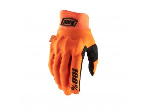 Cognito Fluo Orange Black 01