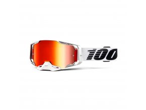 armega goggle lightsaber red mirror lens