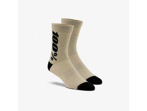 rythym merino wool performance socks warm grey