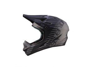 seven helmet M1tactic blk