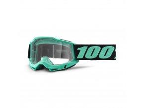 MX Okuliare 100% ACCURI 2 Tokyo - Clear lens