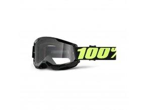 MX Okuliare 100% STRATA 2 Upsol - Clear lens