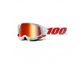MX Okuliare 100% RACECRAFT 2 St-Kith - Mirror Red lens