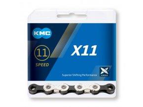X11 Silver Black