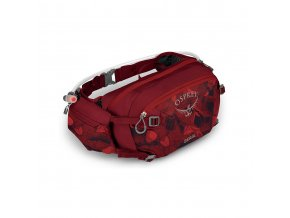 SERAL 7 Claret Red 01