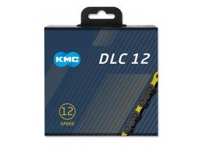 DLC12 Black Yellow