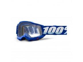 accuri 2 goggle blue clear lens