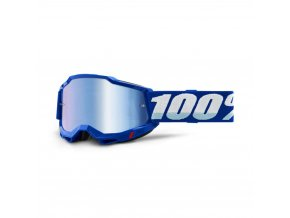 accuri 2 goggle blue mirror blue lens