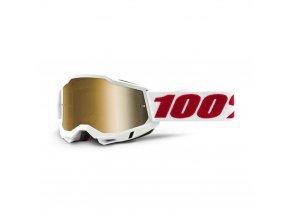 accuri 2 goggle denver true gold lens