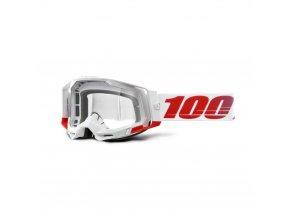 racecraft 2 goggle st kith clear lens