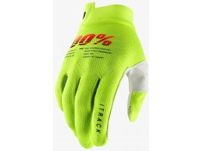 itrack gloves yellow