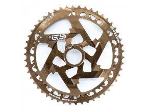 e thirteen helix race cluster 12 speed 42 50t bronze