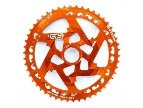 e thirteen helix race cluster 12 speed 42 50t naranja