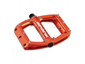 2021 SPOON Pedals 100 Orange 01