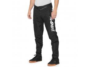 Nohavice 100% R-CORE Pants Black