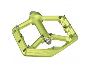oozy pedals green