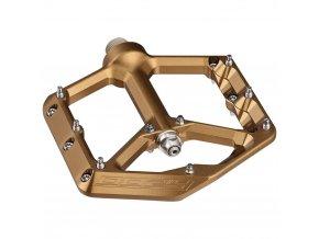 oozy pedals bronze