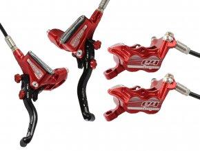 Tech3 E4 set Red