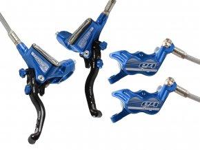 Tech3 E4 set Blue