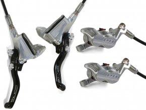 Tech3 E4 set Silver
