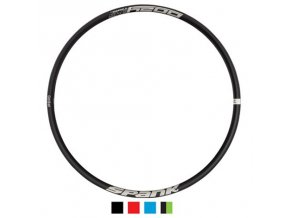 OOZY Trail345 Rim black